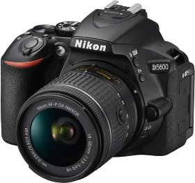 Камера Nikon D5600 Kit AF-P 18-55mm VR (VBA500K001)