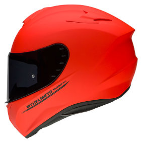 Мотошлем MT Helmets Rapide Solid A5 Matt Red