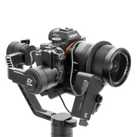 Механический Follow Focus для Zhiyun Crane 2 (Servo Follow Focus)