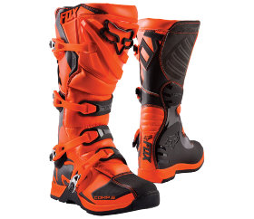 Мотоботы детские FOX Comp 5 Youth Boys MX Boot Orange
