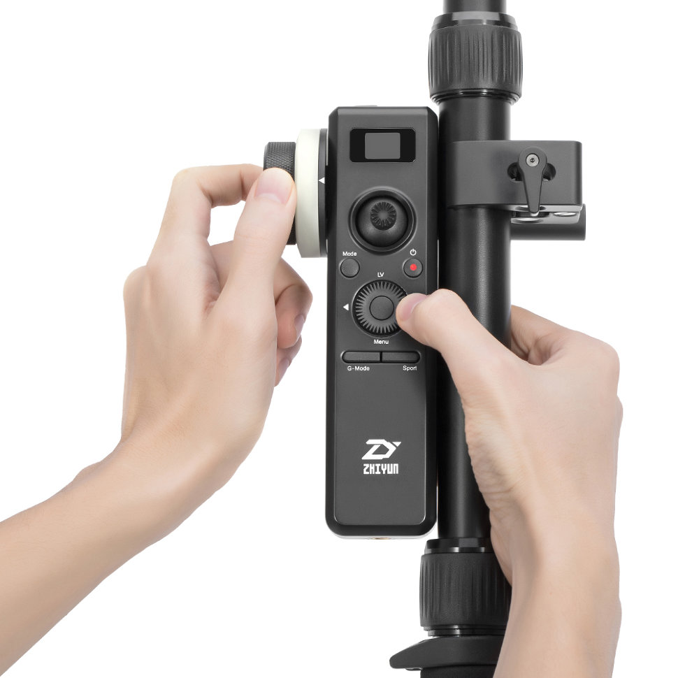Пульт ДУ Zhiyun-Tech Motion Sensor Remote Control with Follow Focus (ZW-B03)