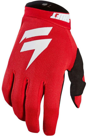 Мотоперчатки Shift Whit3 Air Glove Red