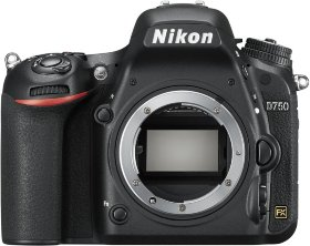 Камера Nikon D750 Body (VBA420AE)