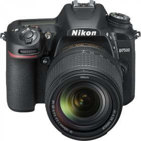 Камера Nikon D7500 Kit 18-105mm VR (VBA510K001)