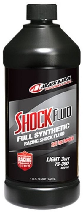 Масло для амортизатора Maxima Racing Shock Fluid Synthetic 3W 1л