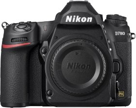 Камера Nikon D780 Body (VBA560AE)
