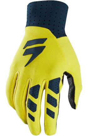 Мотоперчатки Shift 3blue Air Glove Navy/Yellow