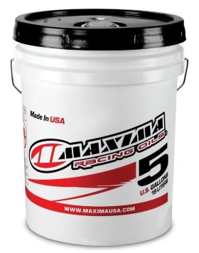 Масло для амортизатора Maxima Racing Shock Fluid Synthetic 3W 19л