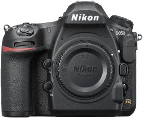 Камера Nikon D850 Body (VBA520AE)