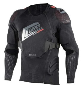 Мотозащита тела Leatt Body Protector 3DF AirFit Black