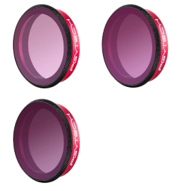 Набор фильтров Pgytech Osmo Action ND-PL Filter Gradient Set (P-11B-021)