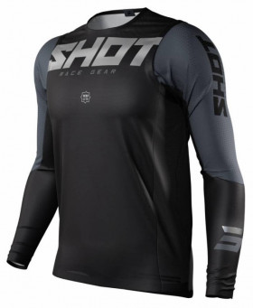 Мотоджерси Shot Racing Aerolite Airflow Black