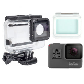 Защитный бокс MSCAM Waterproof Housing for GoPro HERO 5/6/7