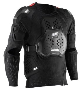 Мотозащита тела Leatt Body Protector 3DF AirFit Hybrid Black