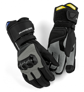 Мотоперчатки женские BMW Motorrad Two In One Tech Glove Black