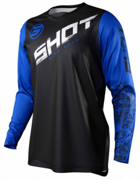 Мотоджерси Shot Racing Slam Line Blue