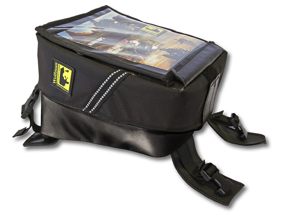 Сумка на бак Wolfman Large Expedition Tank Bag