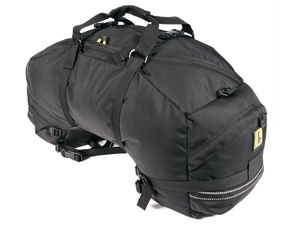 Центральная сумка Wolfman Beta Plus Rear Bag