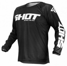 Мотоджерси Shot Racing Devo Raw Black