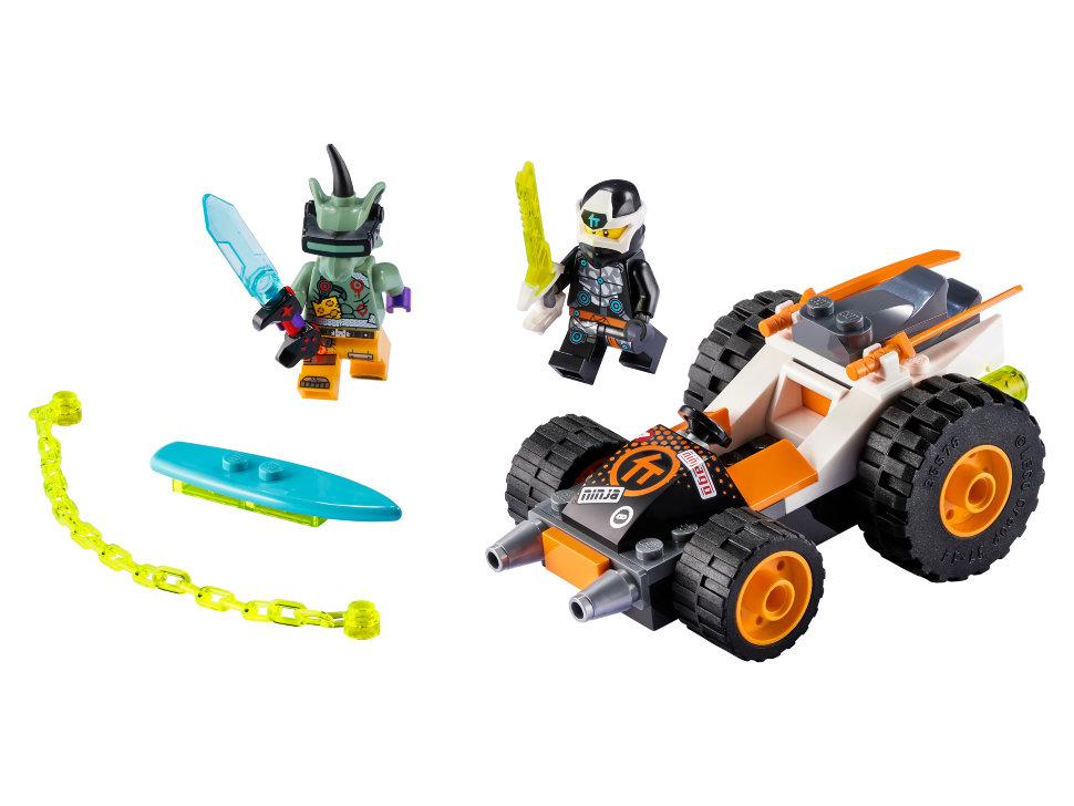 Конструктор Lego Ninjago: скоростной автомобиль Коула (71706 ...