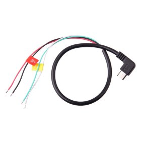 AV-Out кабель SJCAM AV Cable for SJ4000, SJ5000 series