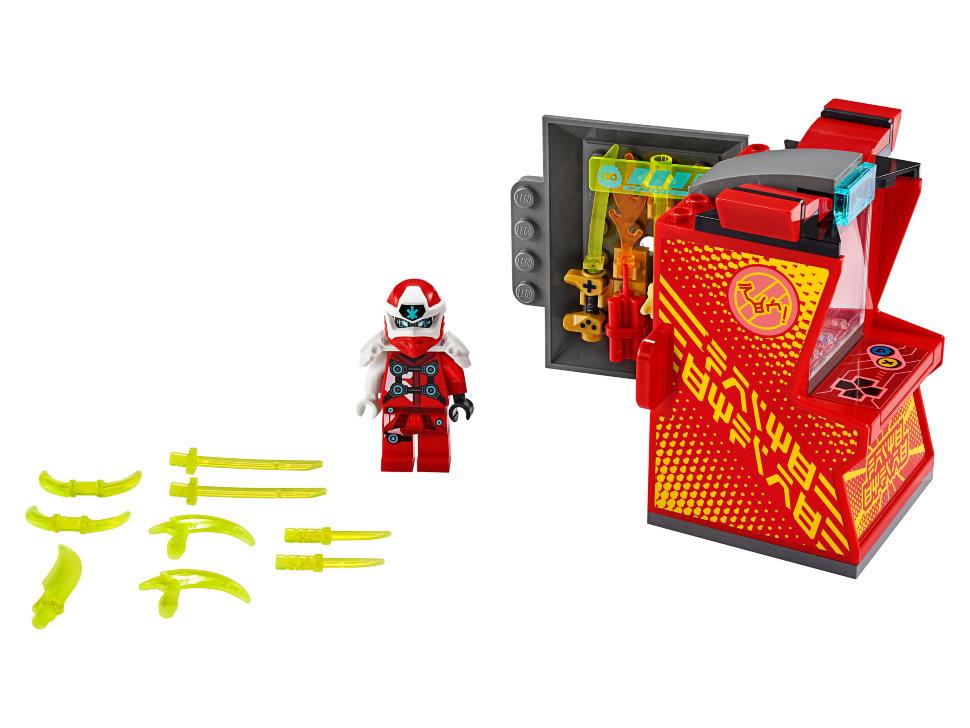 Конструктор Lego Ninjago: игровой автомат Кая (71714) купить по ...