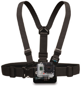 Крепление GoPro Chest Mount Harness (GCHM30-001)