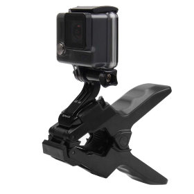 Крепление-зажим Jaws Mount For GoPro, SJCAM, XIAOMI