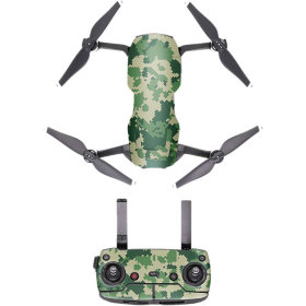Наклейка PGYTECH Skin for DJI Mavic Air & Controller