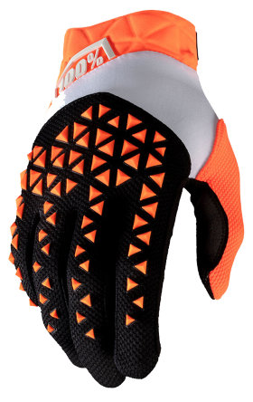 Мотоперчатки Ride 100% Airmatic Glove Orange/Black