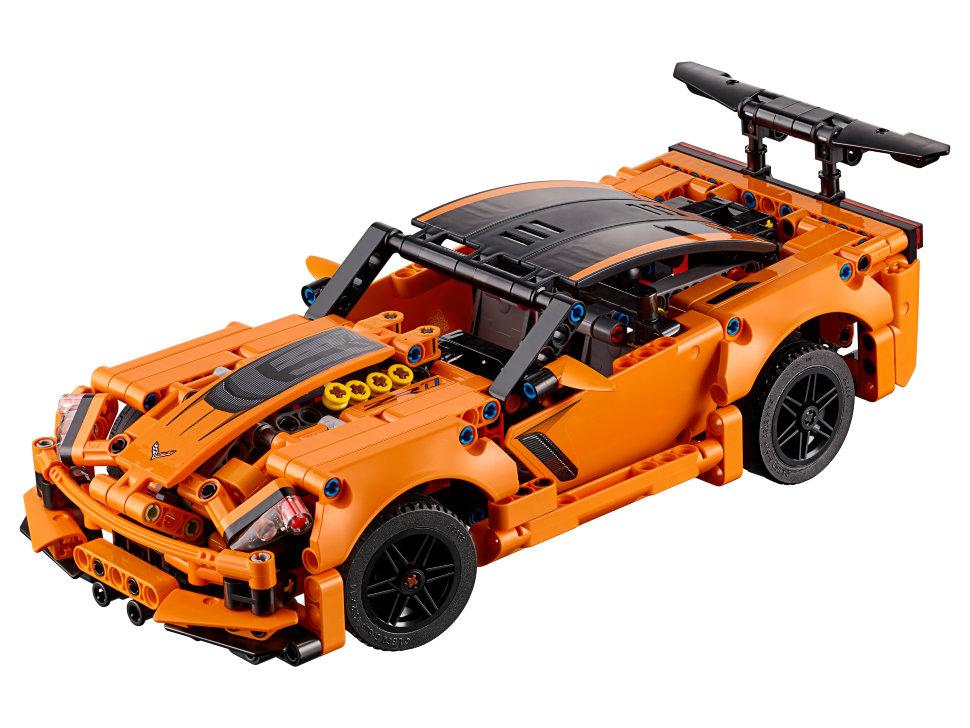 Конструктор Lego Technic: Chevrolet Corvette Zr1 (42093) купить по ...