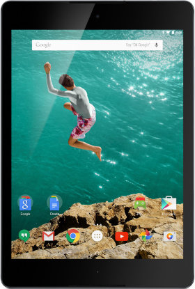 HTC Google Nexus 9 32Gb Wi-Fi Indigo Black