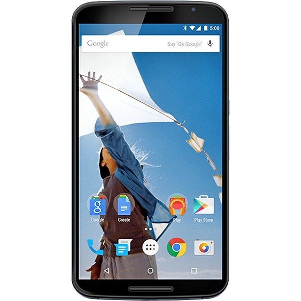 Nexus 6 32GB (Motorola XT1103) Midnight Blue