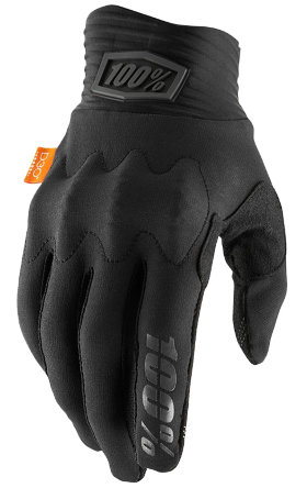 Мотоперчатки Ride 100% Cognito Glove Black/Charcoal