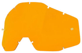 Линза к очкам Ride 100% Racecraft/Accuri/Strata Replacement Lens Anti-Fog Persimmon (51001-046-02)