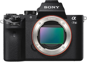Камера Sony Alpha 7M3 Body Black (ILCE7M3B.CEC)