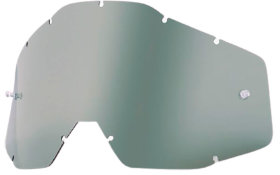 Линза к очкам Ride 100% Racecraft/Accuri/Strata Replacement Lens Anti-Fog Smoke (51001-007-02)