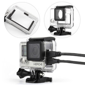 Бокс MSCAM Skeleton Housing for GoPro HERO 4,3+,3