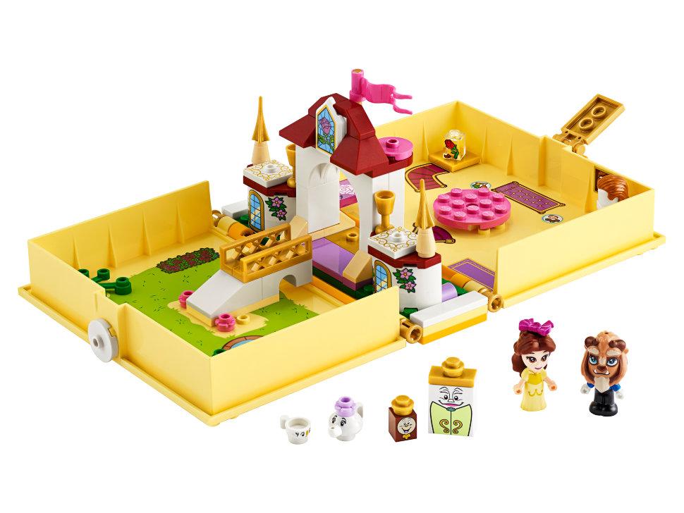 Конструктор Lego Disney Princess: книга сказочных приключений ...