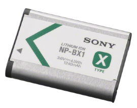 Аккумулятор Sony Rechargeable Battery Pack (NP-BX1)