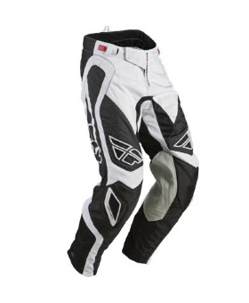 Мотоштаны FLY Evo Rev Pant Black/White