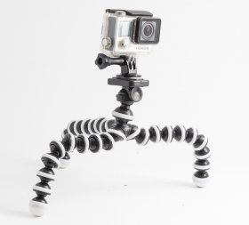 Тренога SJCAM Hand Grip Flexible Lightweight GorillaPod Medium (c рамкой для телефона)