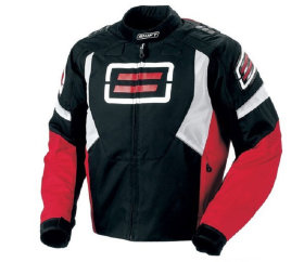 Мотокуртка Shift Super Street Textile Jacket Red