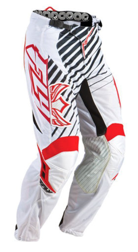 Мотоштаны FLY Mesh Pant Red