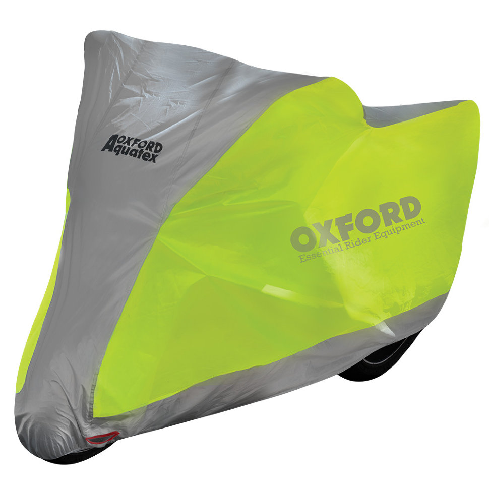 Моточехол Oxford Aquatex Fluorescent Cover XL (CV223)