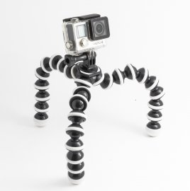 Монопод SJCAM Hand Grip Flexible Lightweight GorillaPod Big