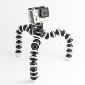 Тренога SJCAM Hand Grip Flexible Lightweight GorillaPod Big (c рамкой для телефона)