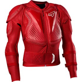 Мотозащита тела FOX Titan Sport Jacket Flame Red