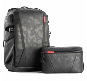 Рюкзак для фотокамер Pgytech OneMo Backpack 25L с сумкой Shoulder Bag Olivine Camo (P-CB-021)