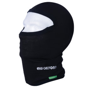 Подшлемник Oxford Balaclava Cotton Black Unpackaged (CA001UP)